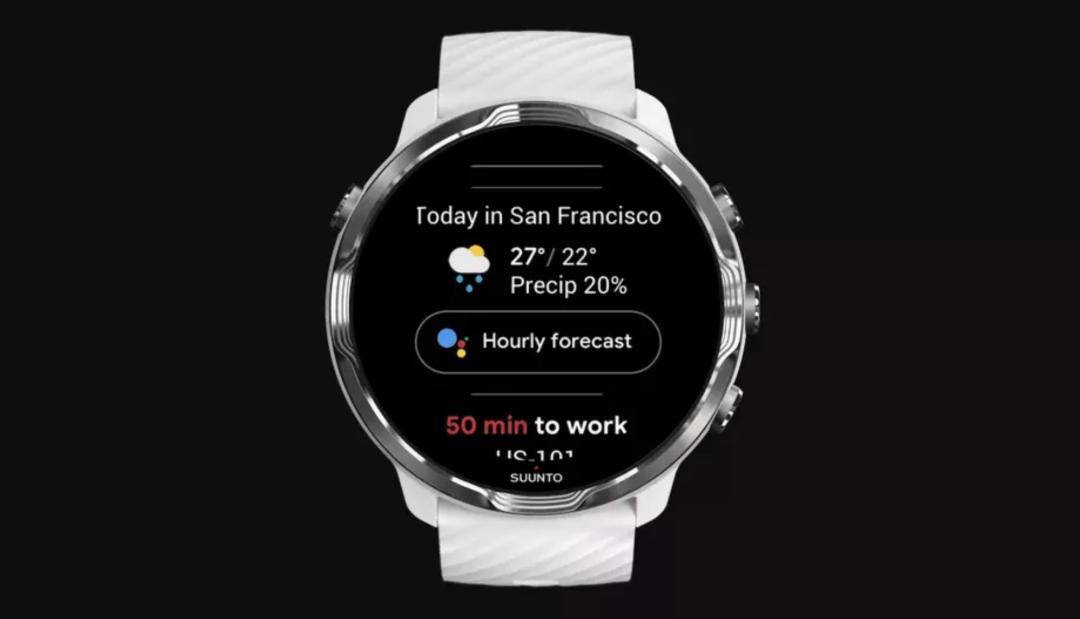 3_1-基于 Wear OS 的 Suunto 7 智能手表