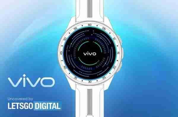 2-vivo智能手表曝光渲染图