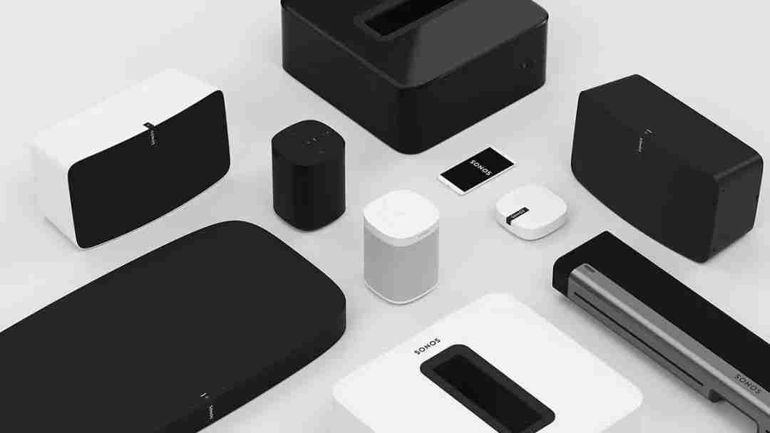 5_Sonos产品