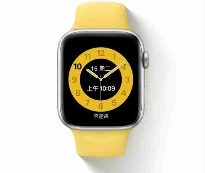 Apple Watch 管理
