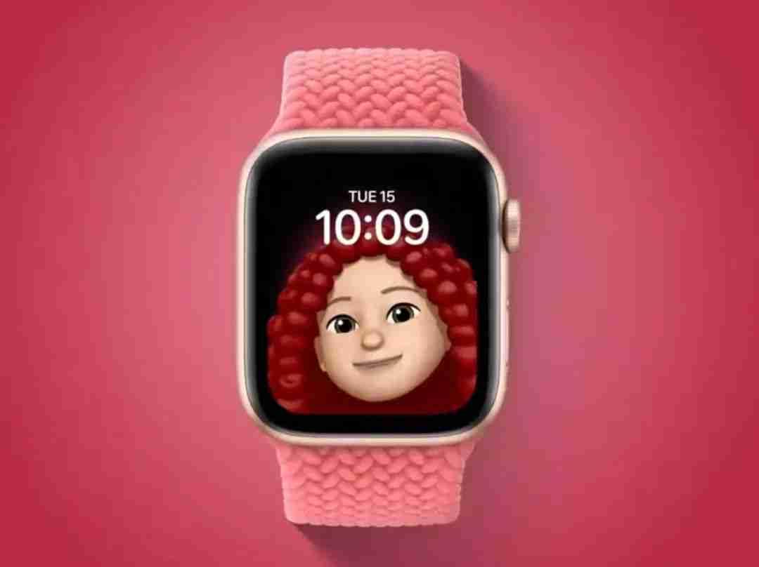 Apple Watch 自定义拟我表情