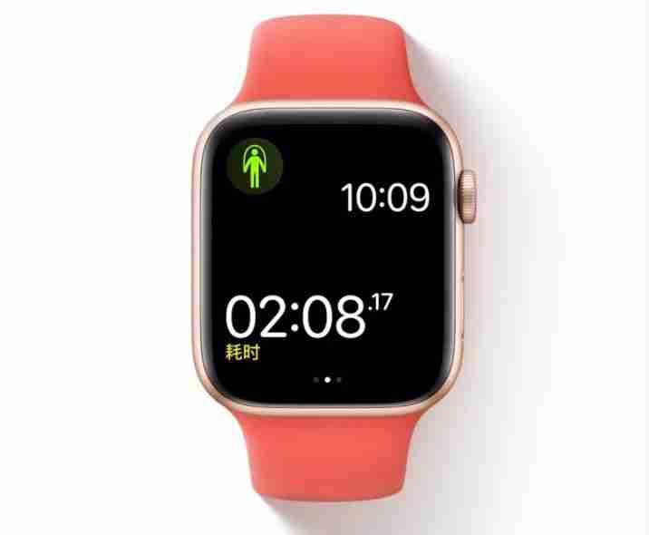 Apple Watch 设置个性化的活动目标