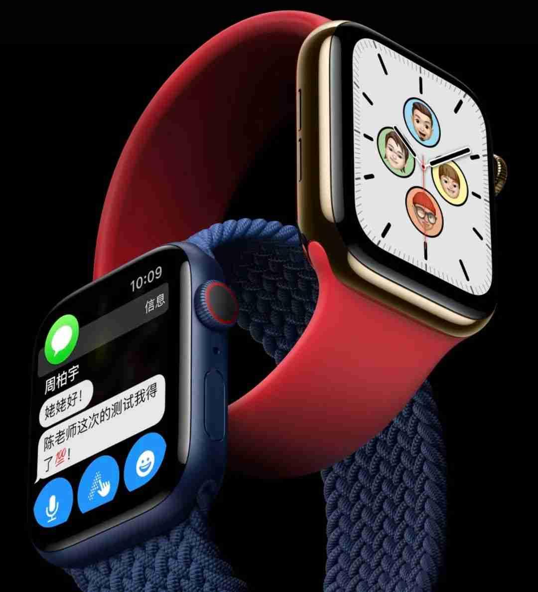 Apple Watch 家庭设置