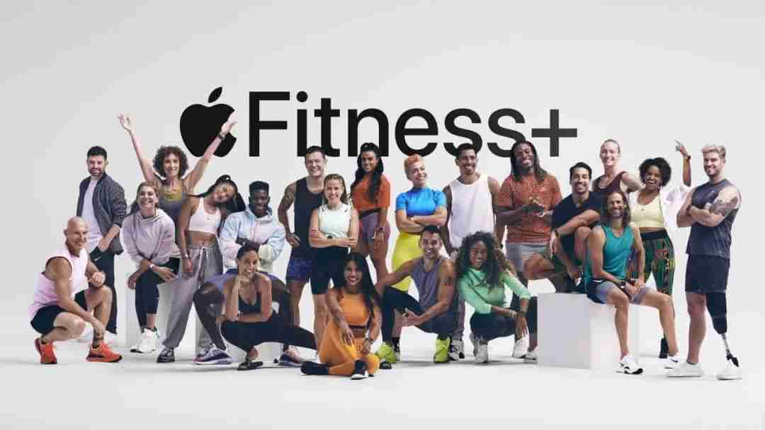 Apple 健身服务 Apple Fitness + _ 3