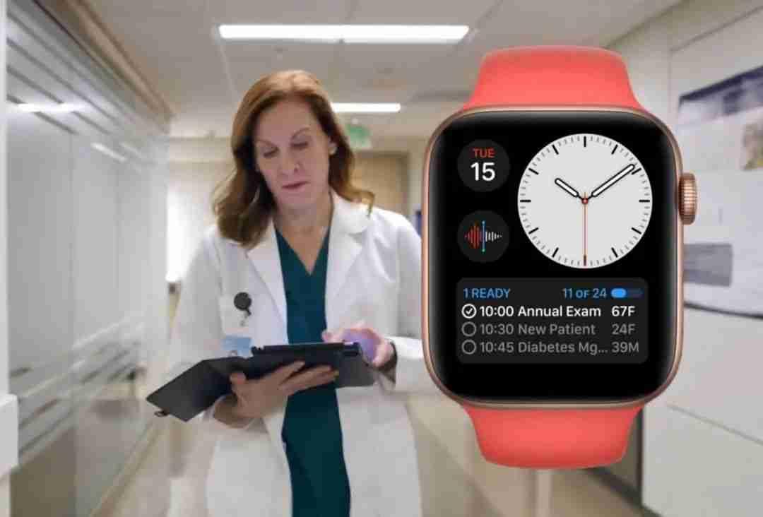 苹果与血氧相关的三项健康研究