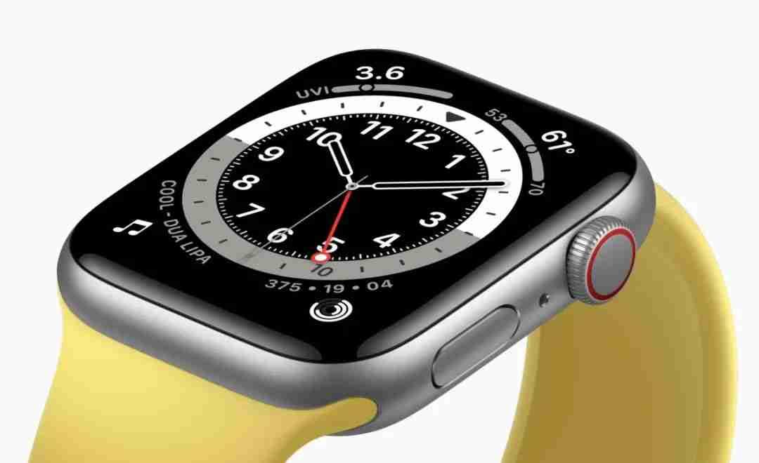 Apple Watch SE 表盘