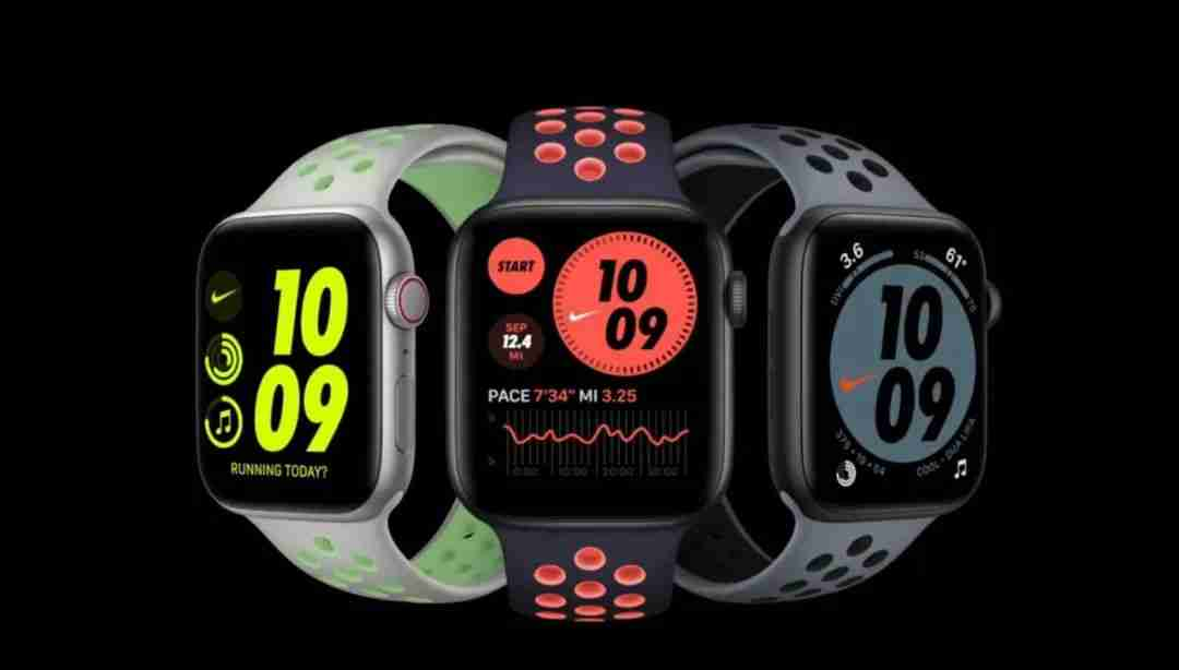 Apple Watch Series 6 联名表带