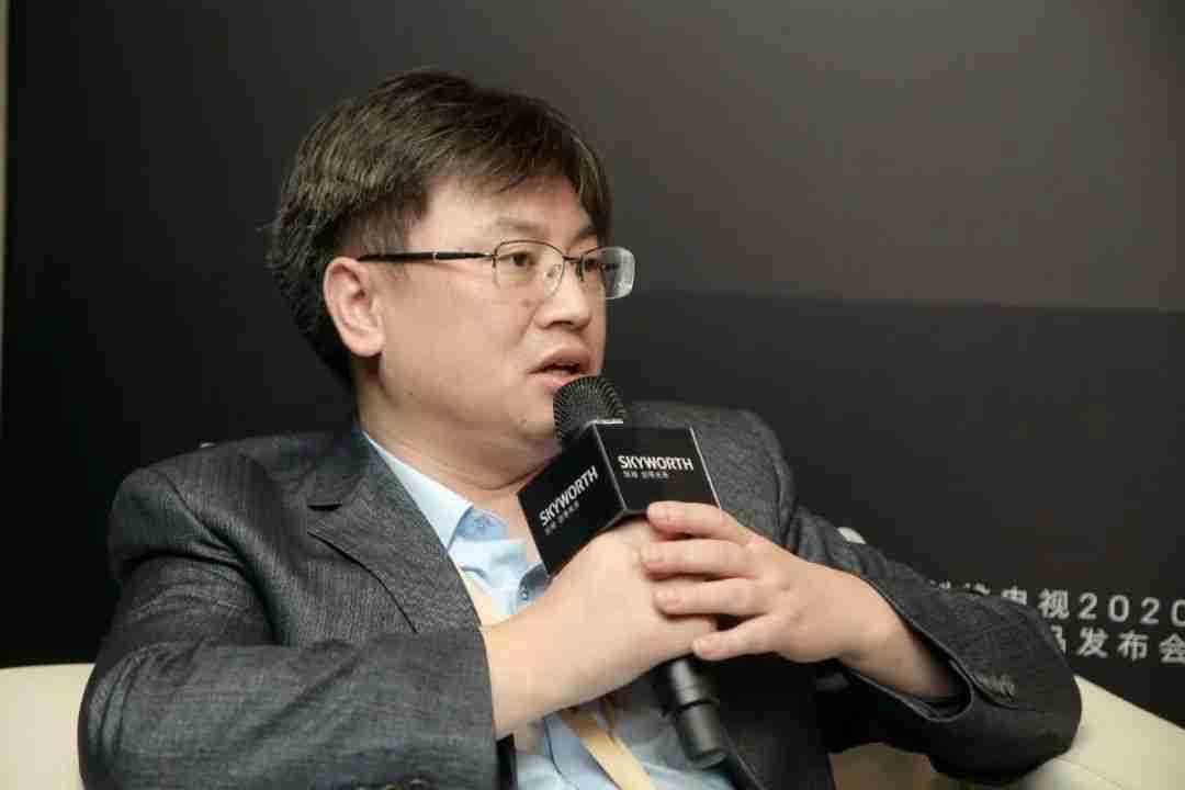 深圳创维-RGB 电子有限公司执行副总裁、运营总部总经理 李坚