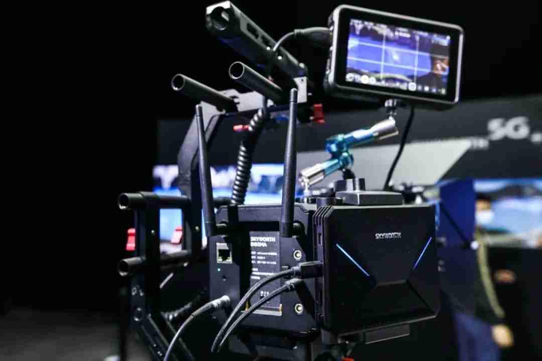 LIFErecorder 8K 摄像机