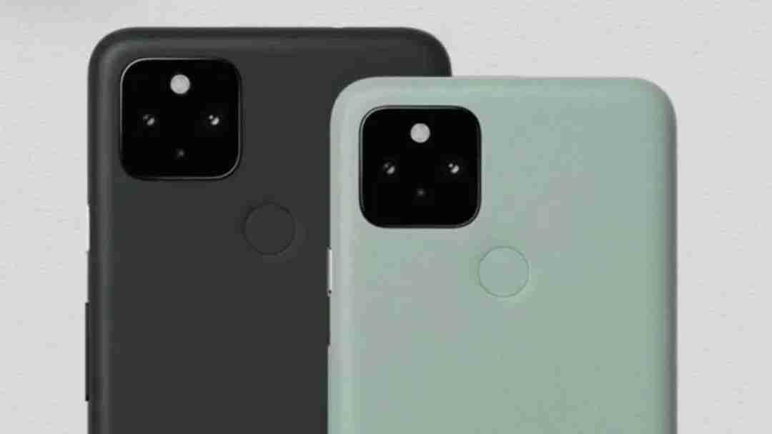 Pixel 4a (5G) 摄像头