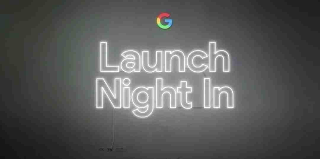 Google Launch Night In