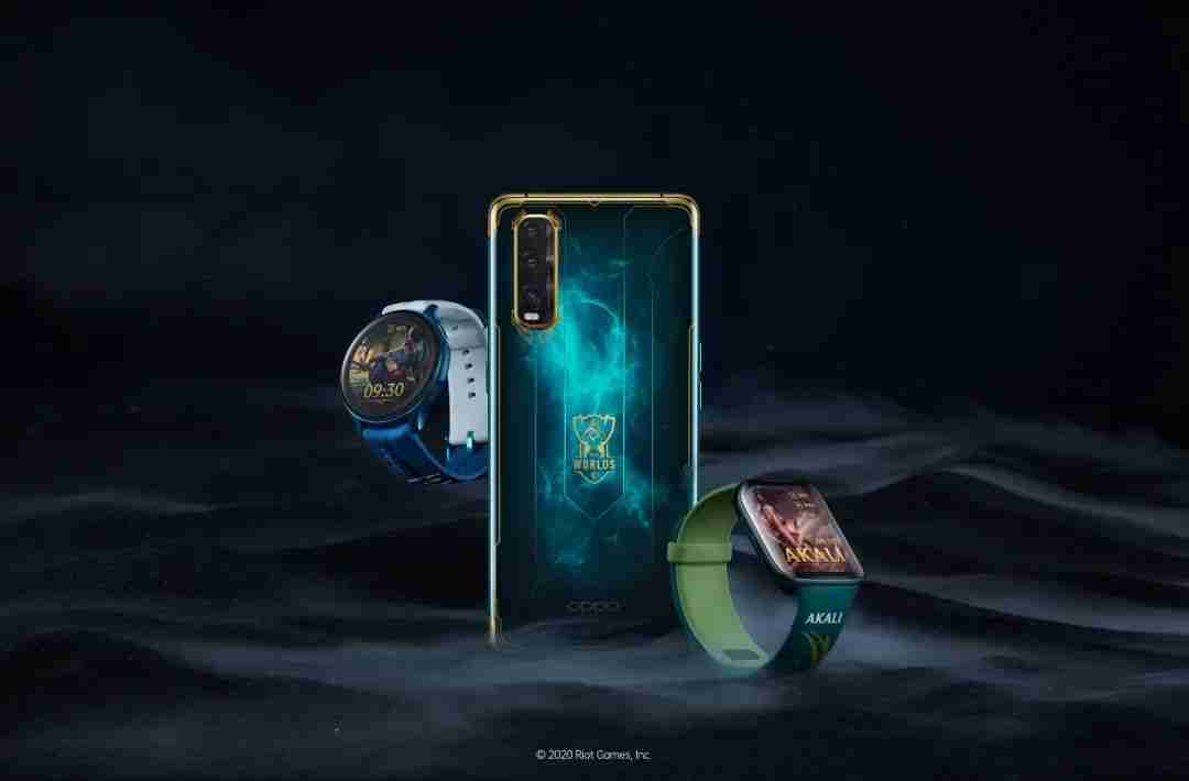OPPO FIND X2 英雄联盟 S10 限定版手机