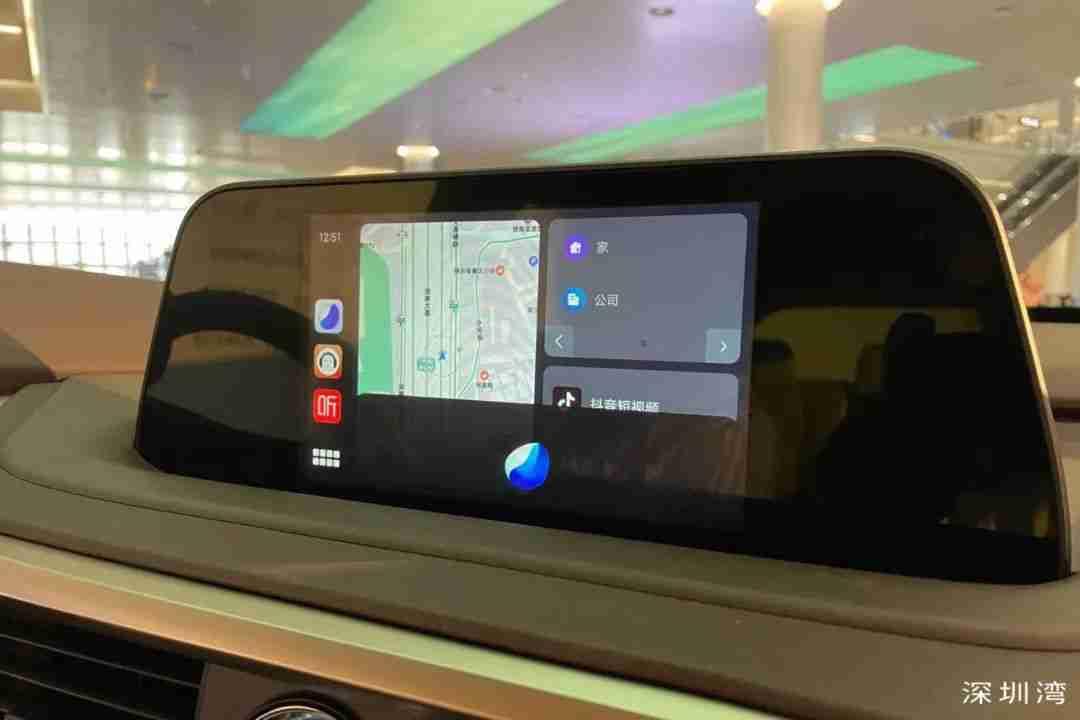 7-vivo 联合百度 CarLife+,将百度地图、喜马拉雅等常用的 app 都「装」进了车里