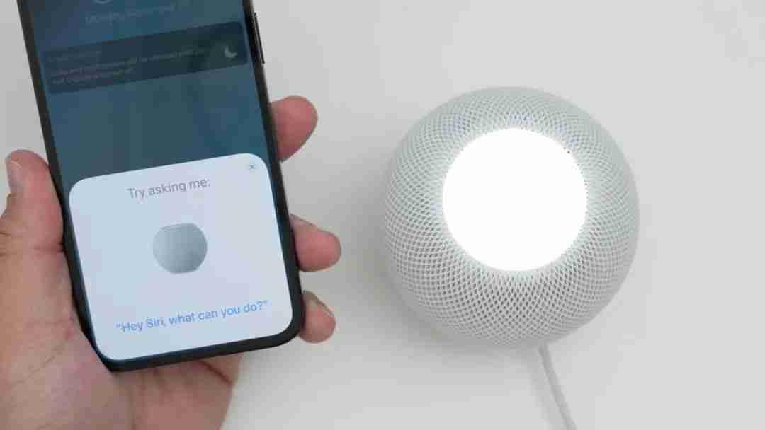 10-HomePod Mini x Siri
