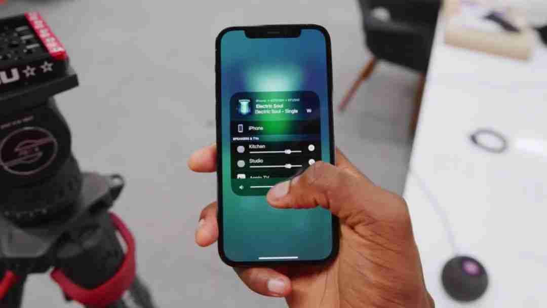 9-iPhone 向HomePod设备推送命令