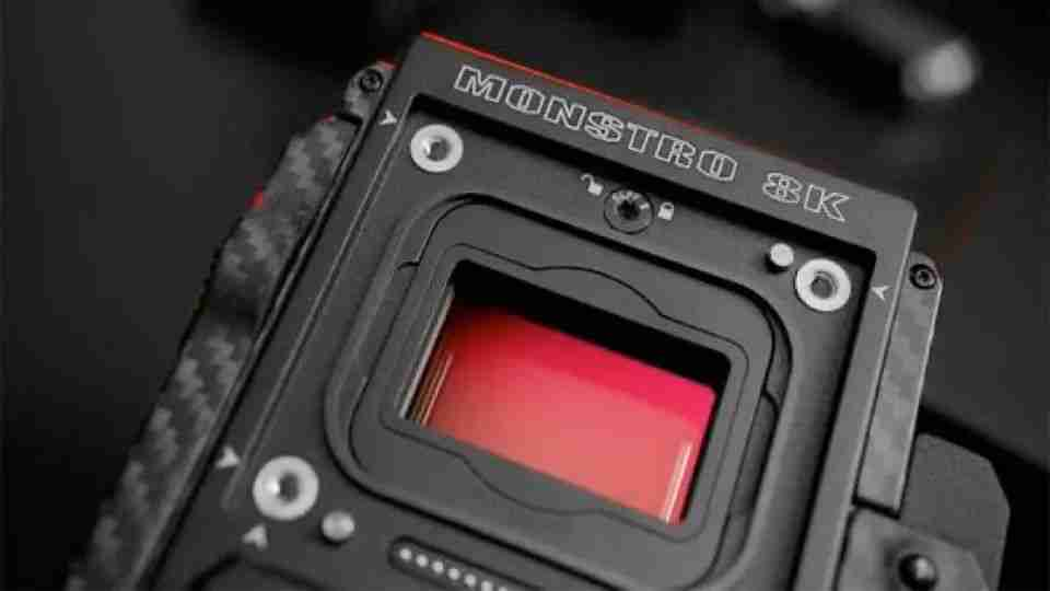 RED Monstro C8K 全画幅摄影机
