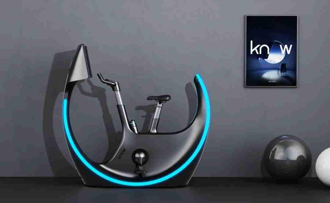 14-如影智能 AR 单车