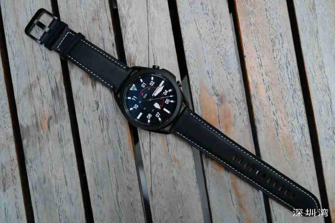 6-三星 Galaxy Watch3