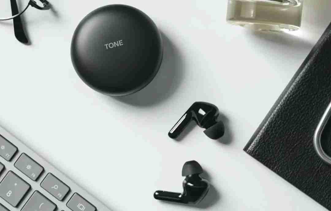 22-LG 紫外线杀菌 TWS 耳机 FN7