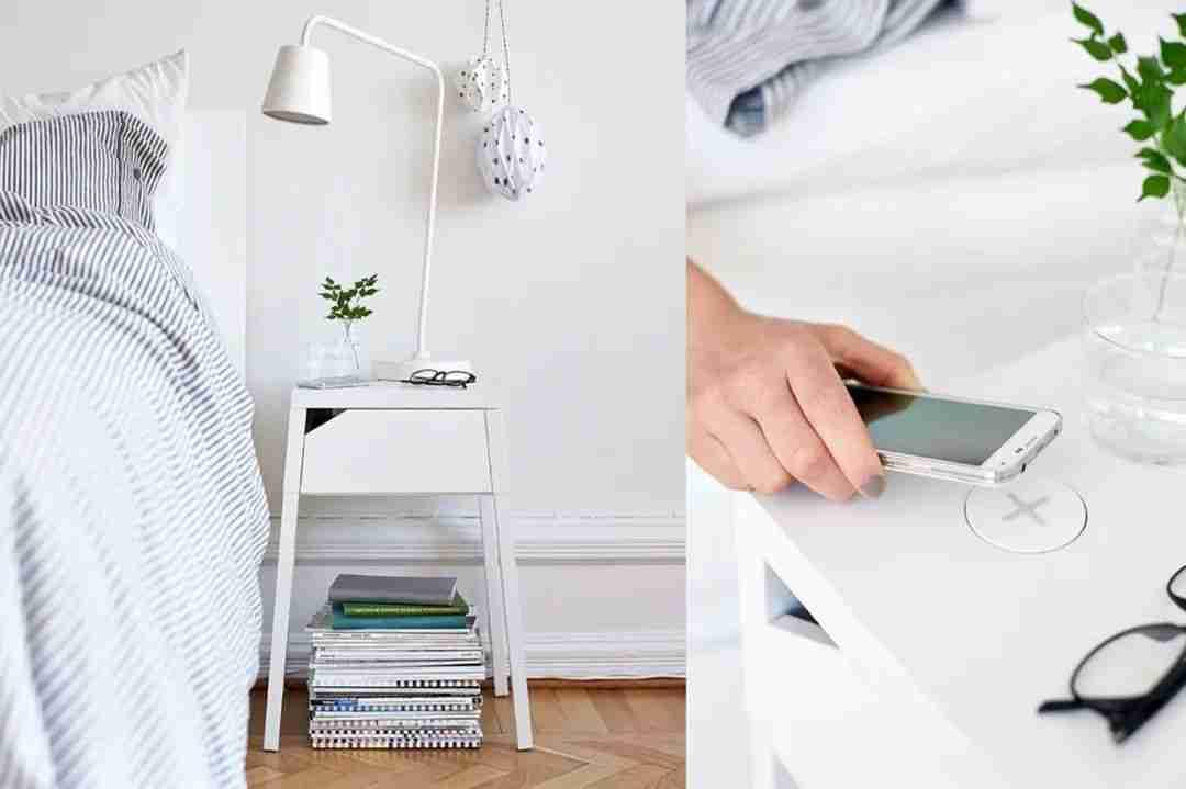 23-支持无线充电的宜家家具