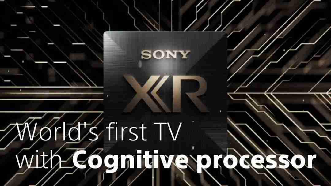 12-索尼 XR 智慧电视 XR 认知芯片