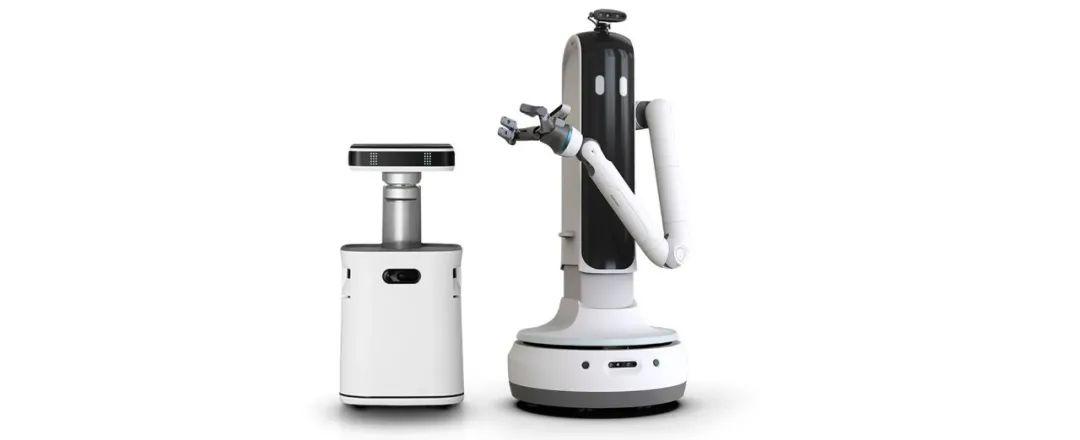 4-三星 Bot Care 和 Bot Handy 生活机器人