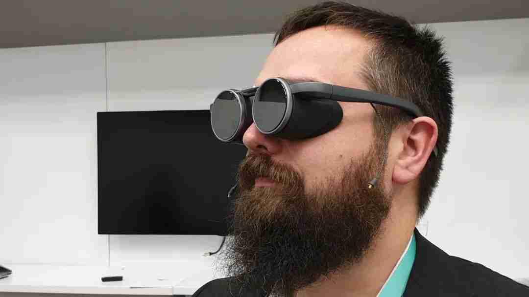 6-松下 VR 眼镜 2020 款