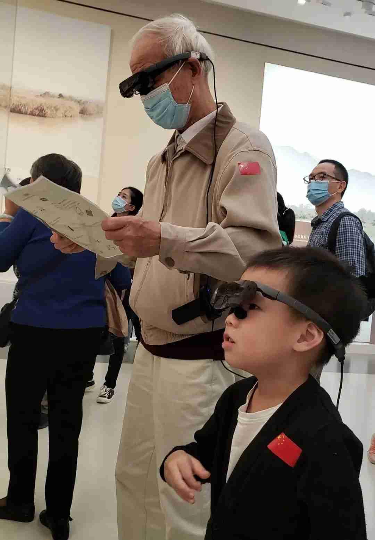 3-良渚古城遗址 Rokid Glass 2体验