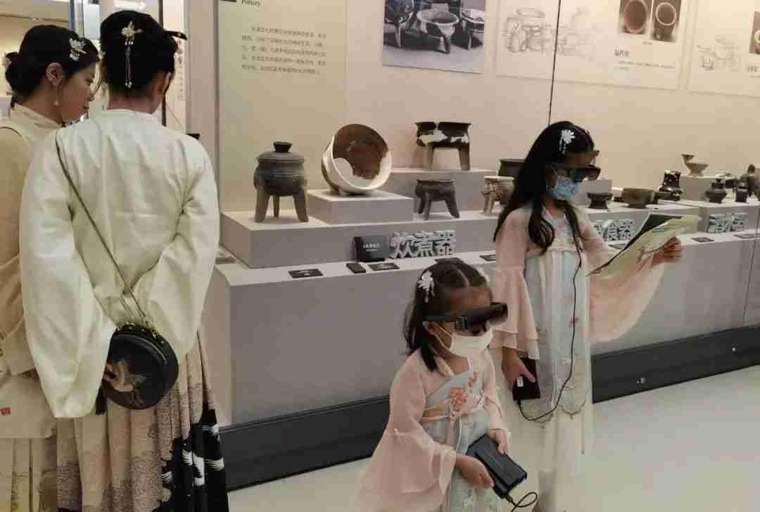 2-良渚古城遗址 Rokid Glass 2体验