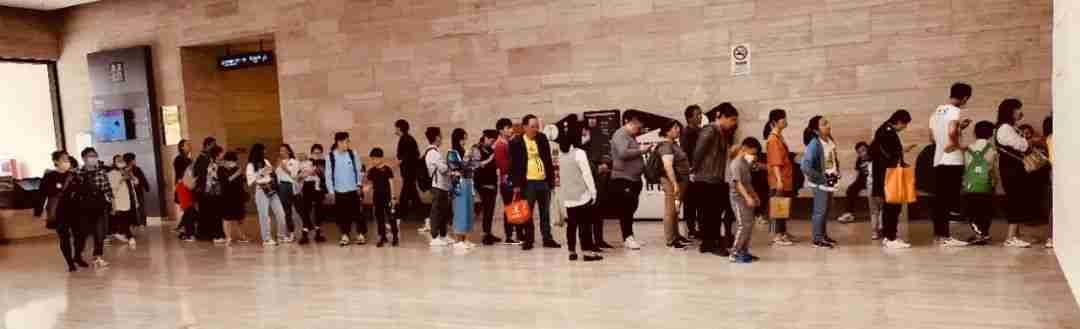1-良渚古城遗址 Rokid 眼镜体验排队