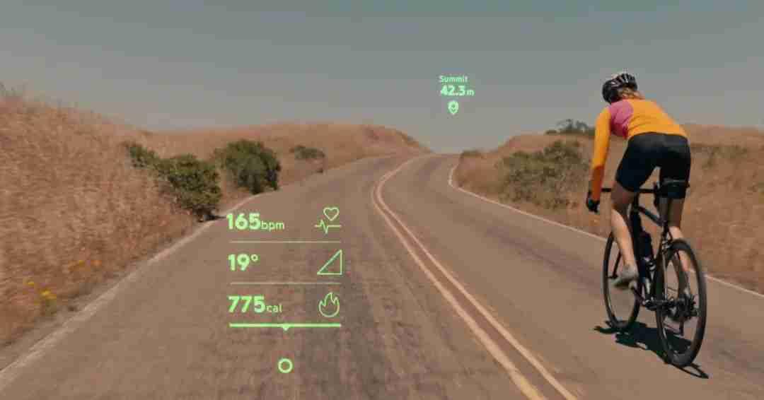 7-Mojo Vision AR 眼镜功能