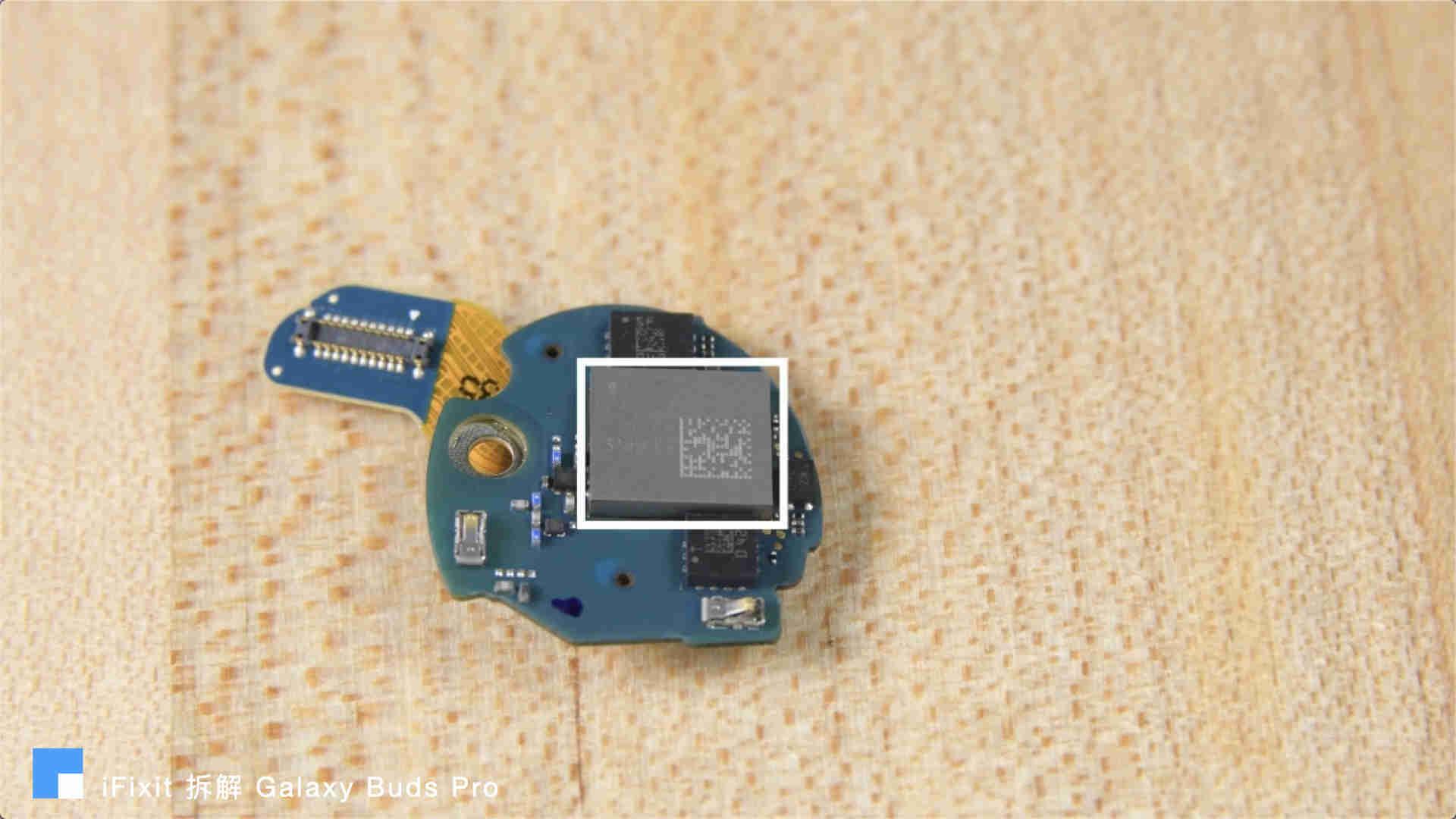 iFixit 拆解 Galaxy Buds Pro