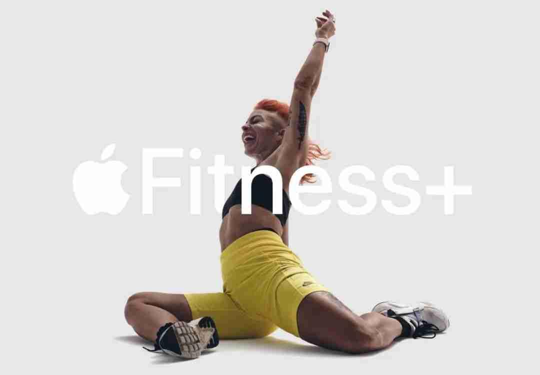 5- Fitness+