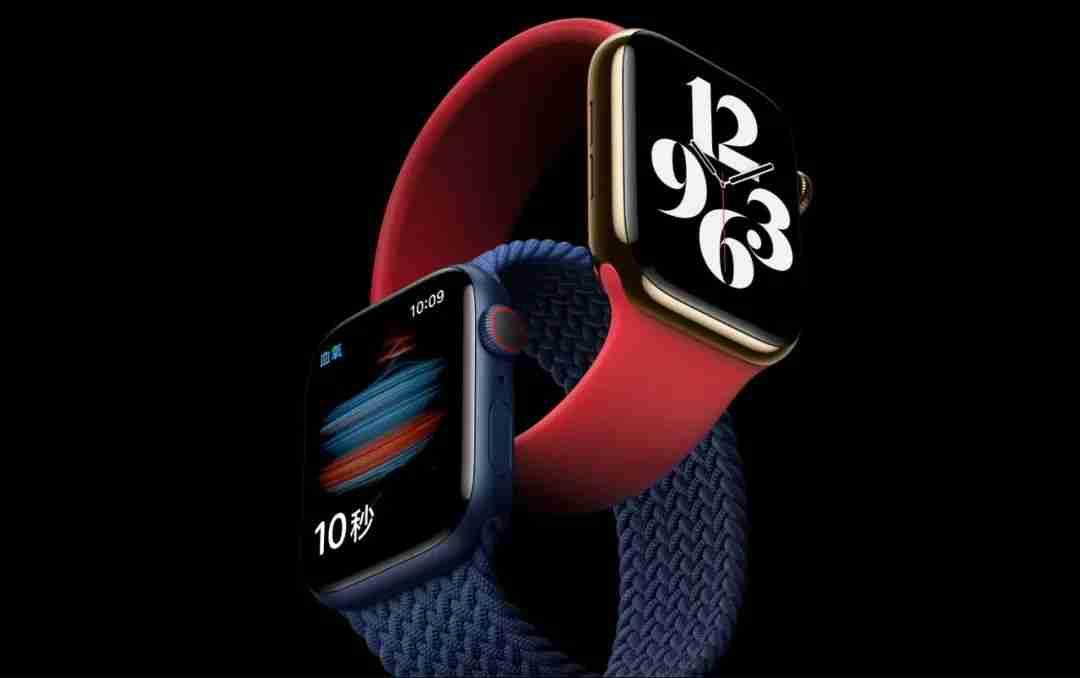 1-Apple Watch Series 6