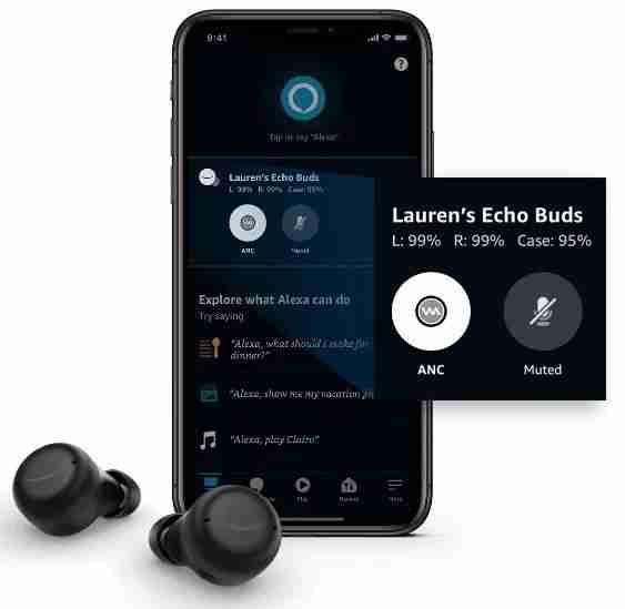 7-第二代 Echo Buds APP界面