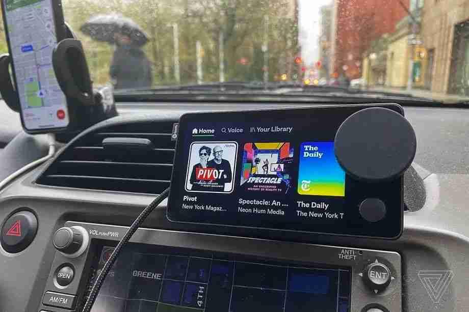 6-Spotify Car Thing 产品体验