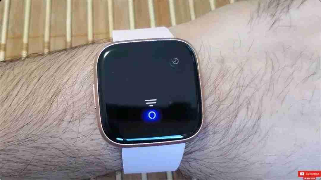 5-Fitbit Versa 2 的 Alexa 语音功能体验