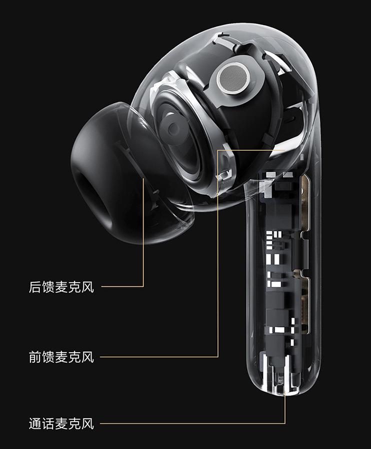 3-小米降噪耳机 FlipBuds Pro