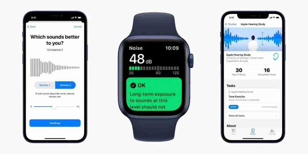12-Apple Watch 噪音检测