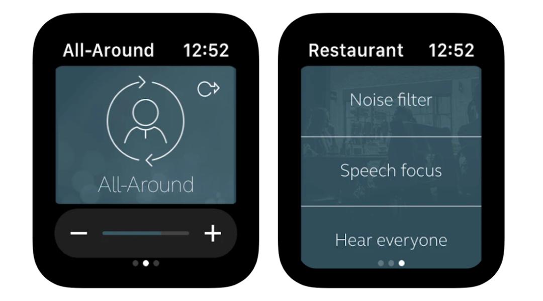 4-app on Apple Watch