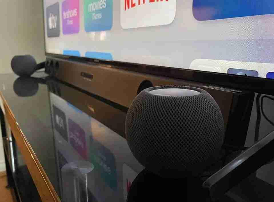 9-苹果正计划将 HomePod 与 Apple TV 进行整合