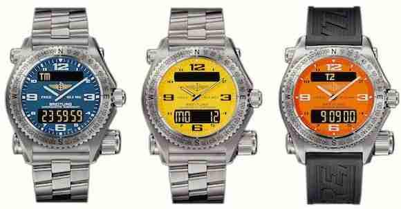 7-1995_Breitling Emergency Watch