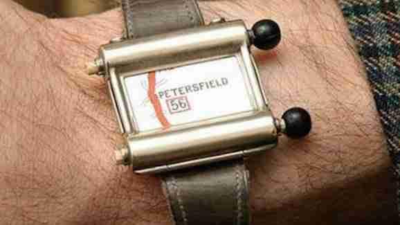 1-1927_Plus Four Wristlet Route Indicator