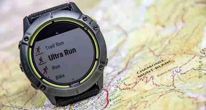 16-Garmin Enduro 太阳能运动手表