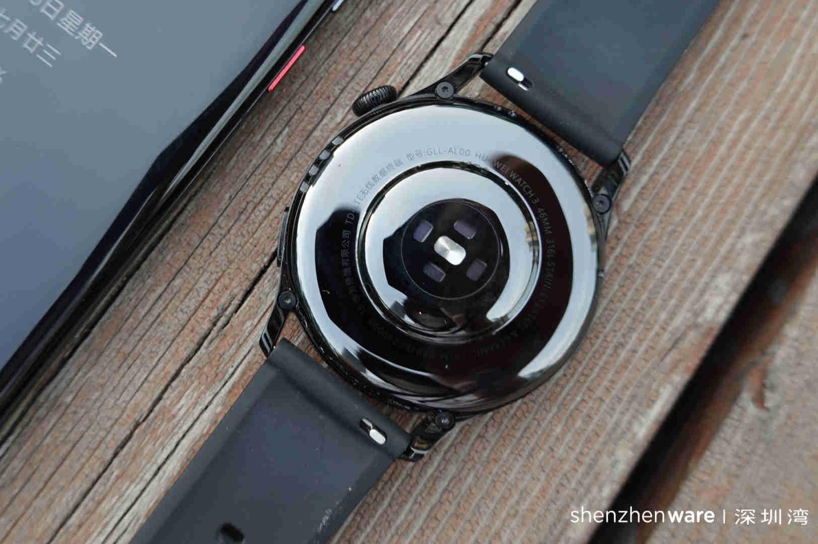 HUAWEI WATCH 3 shenzhenware report image 3x2 2021